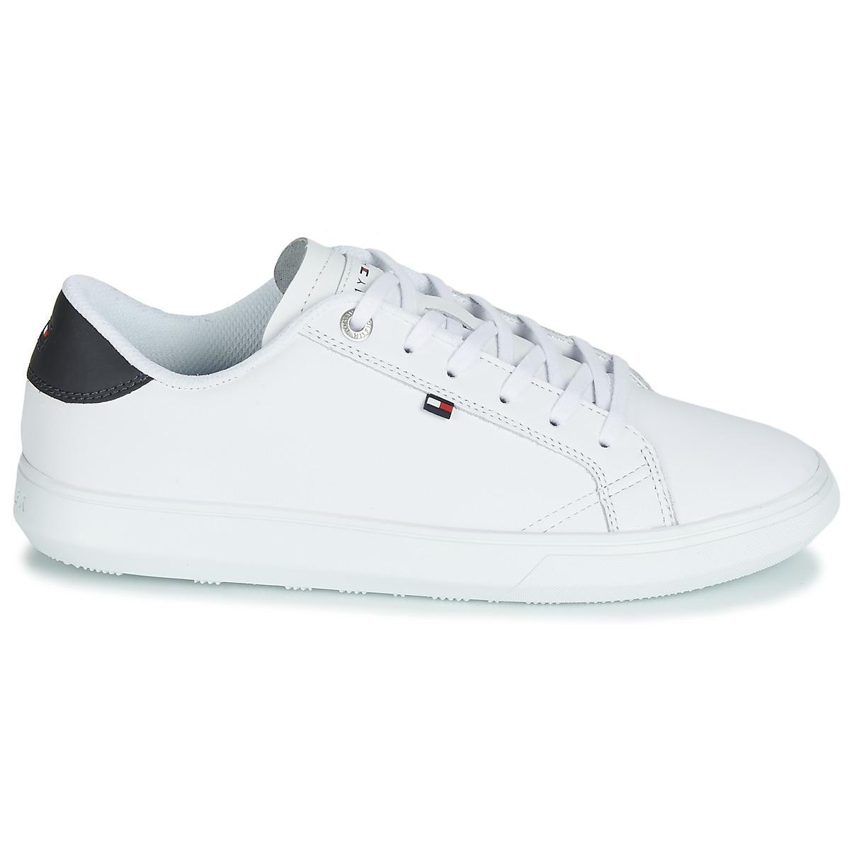 3b335cba Tommy Hilfiger Daniel 1 Shoes (trainers) in White for Men - Lyst