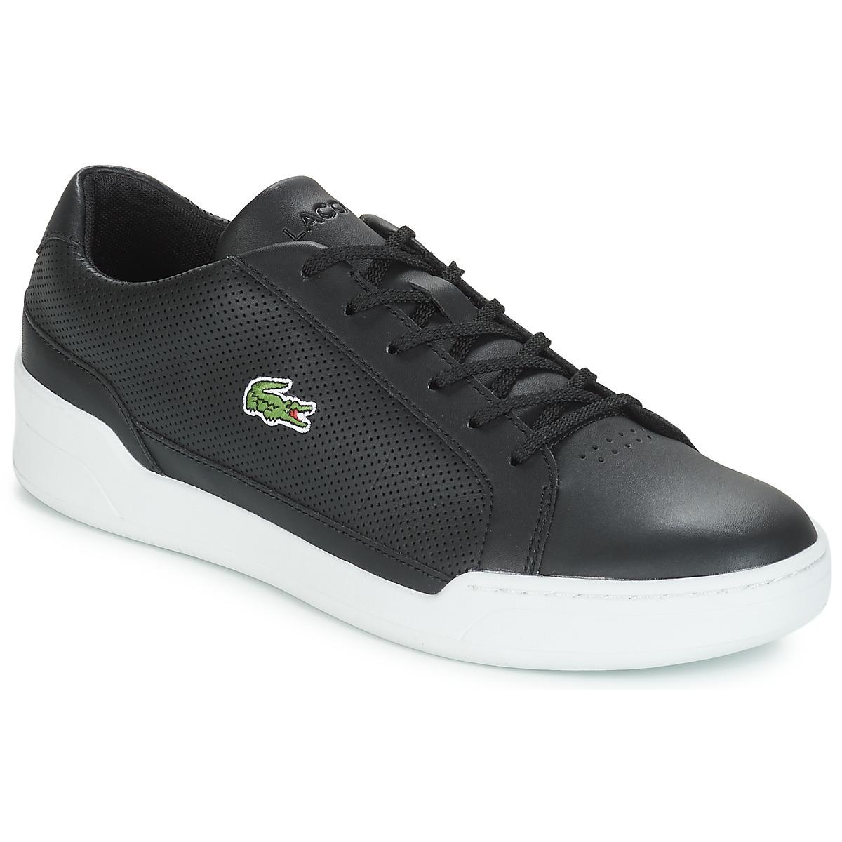 9eb5f5026 Lacoste Challenge 119 2 Shoes (trainers) in Black for Men - Lyst