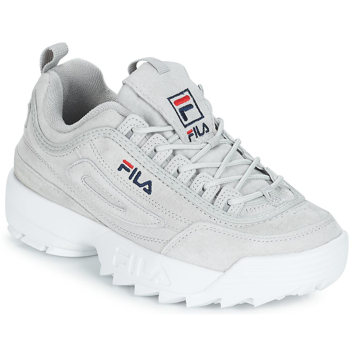 dceb7cc41000 Fila Disruptor S Low Wmn Shoes (trainers) in Natural - Lyst