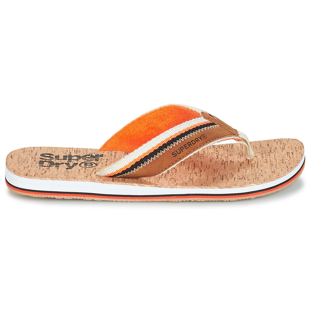 625b0a58b649 Superdry - Brown Roller Flip Flop Flip Flops   Sandals (shoes) for Men -.  View fullscreen