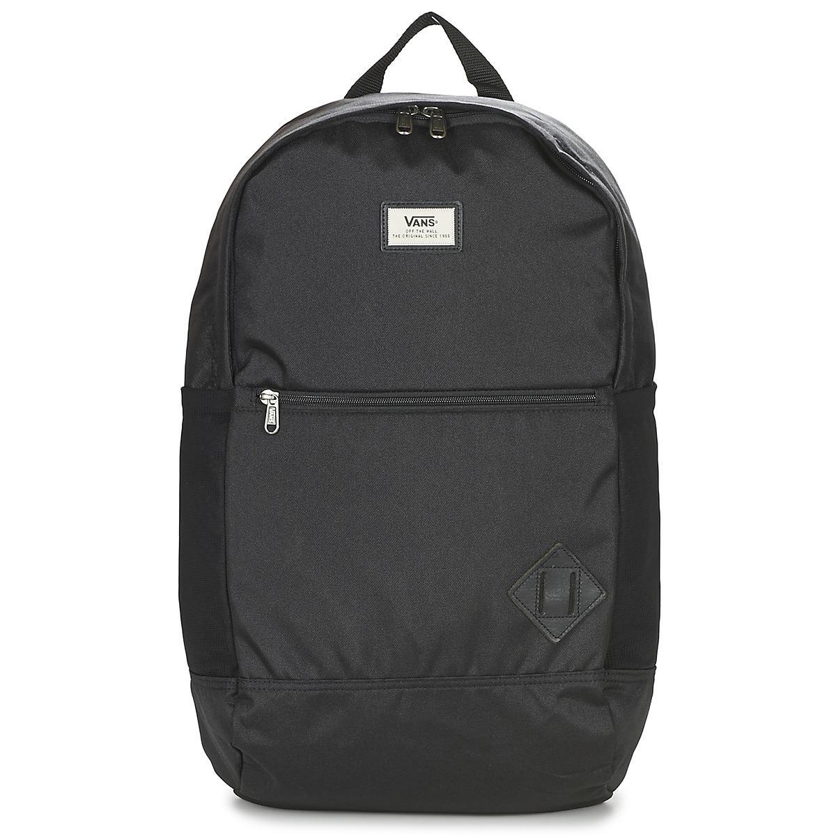 7738cfdc2bd4d0 Vans Van Doren Iii Backpack Backpack in Black for Men - Lyst