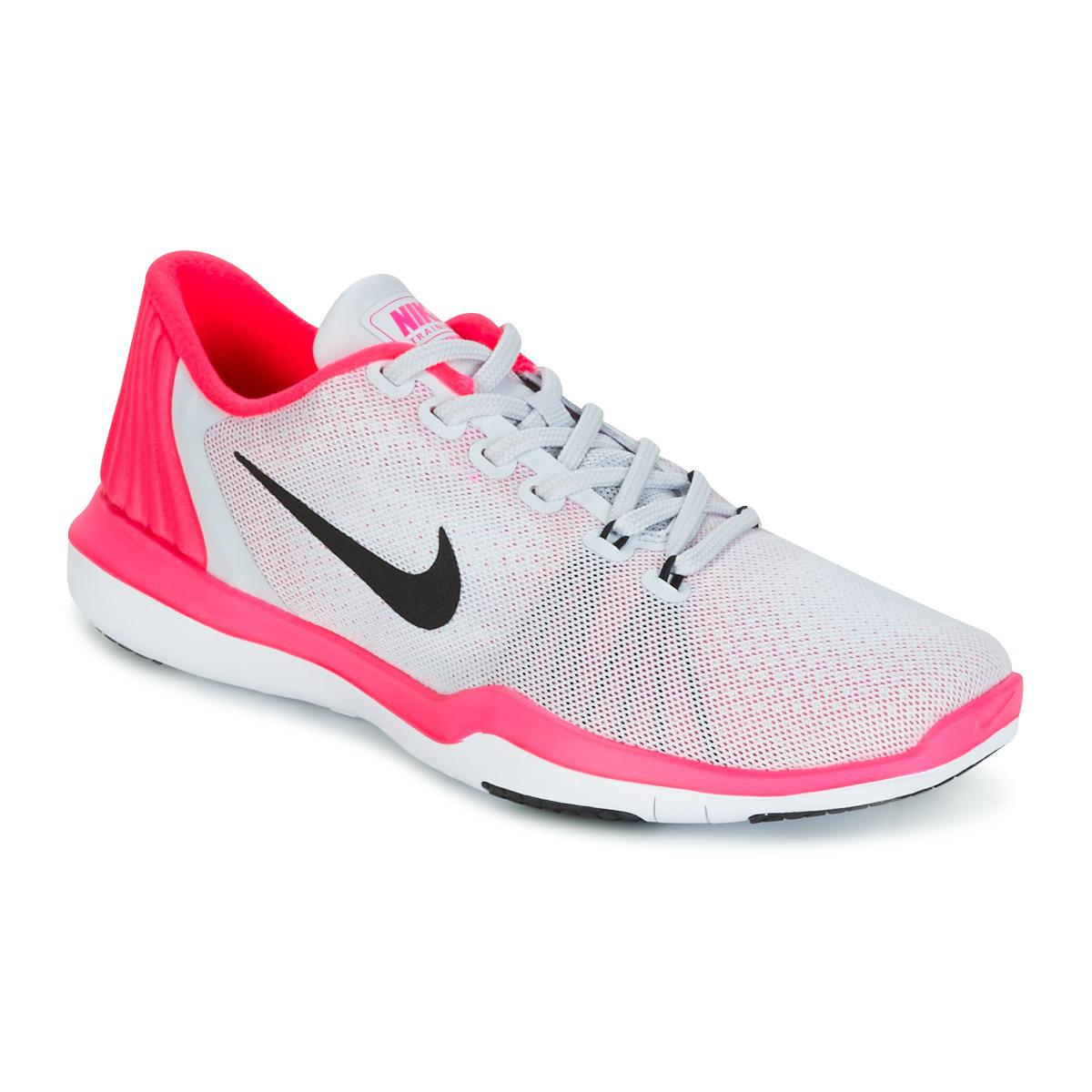 4a57f2f77883 Nike Flex Supreme Trainer 5 Trainers in Pink - Lyst