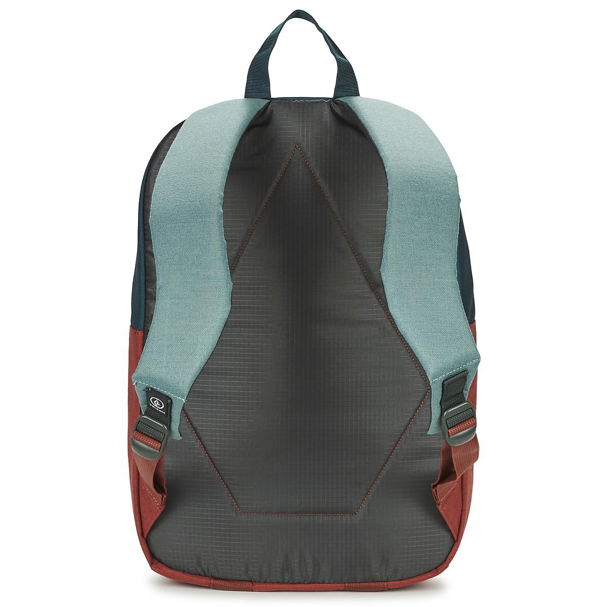 Volcom Academy Backpack in Blue for Men - Lyst e10a370abee58