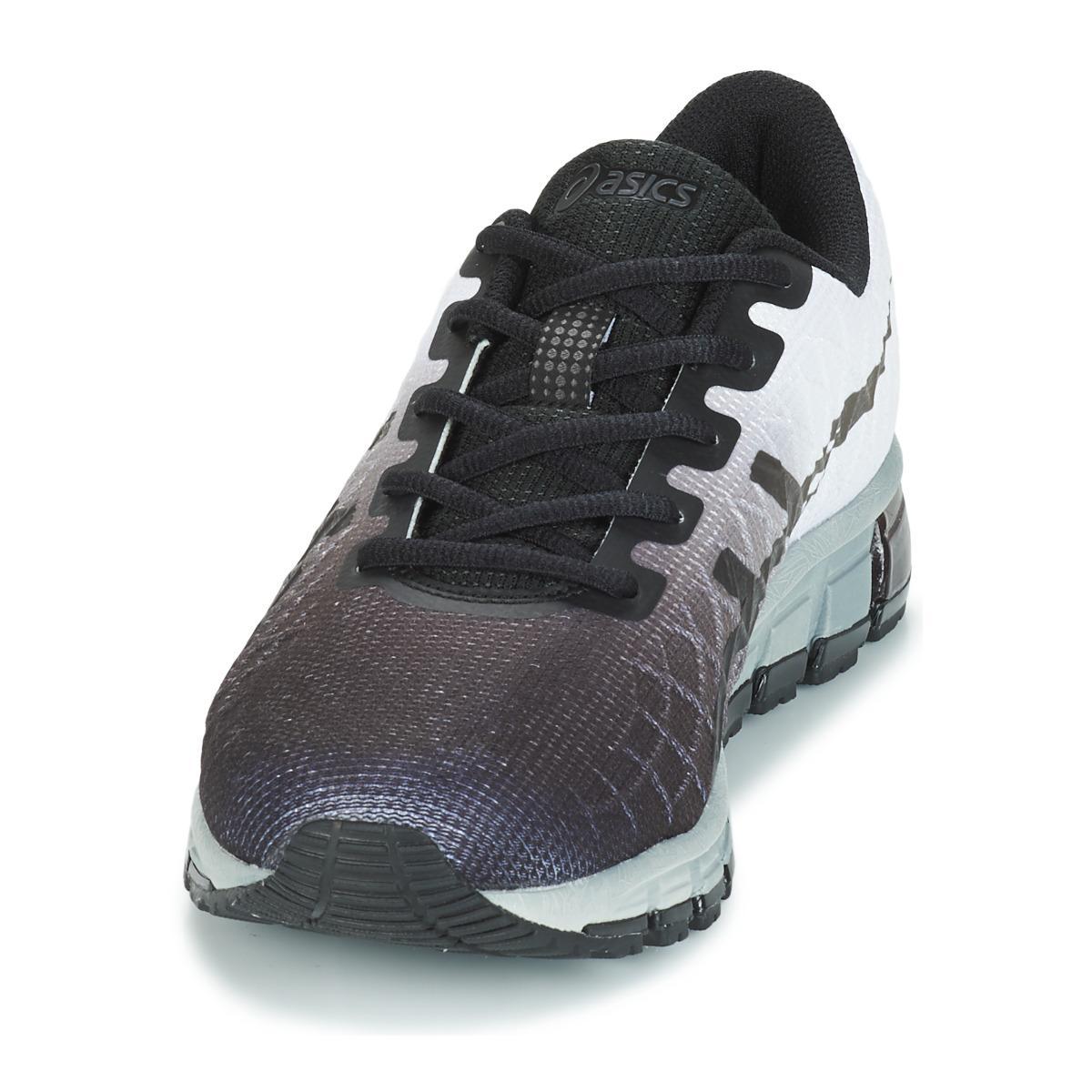 huge selection of a54ed 4e707 Asics - Black Gel-quantum 180 4 Shoes (trainers) for Men - Lyst. View  fullscreen