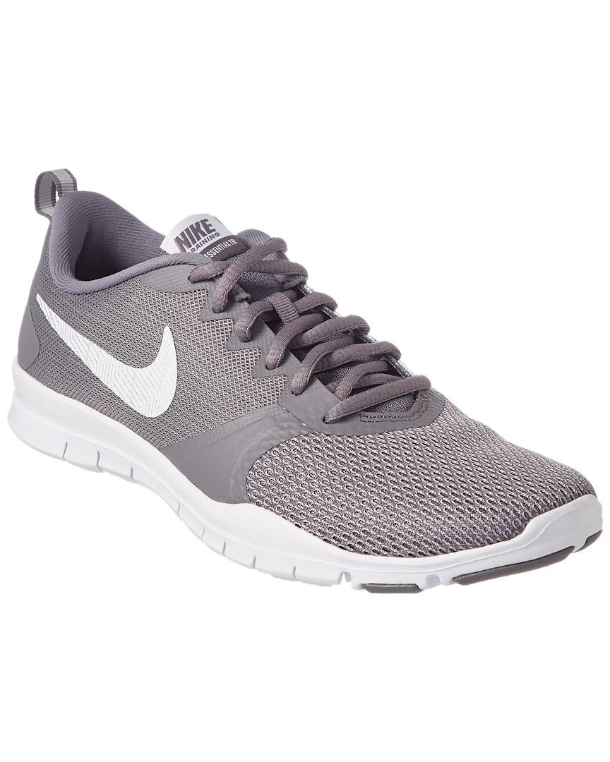 c6188649e507f Nike Flex Essential Tr in Gray - Lyst