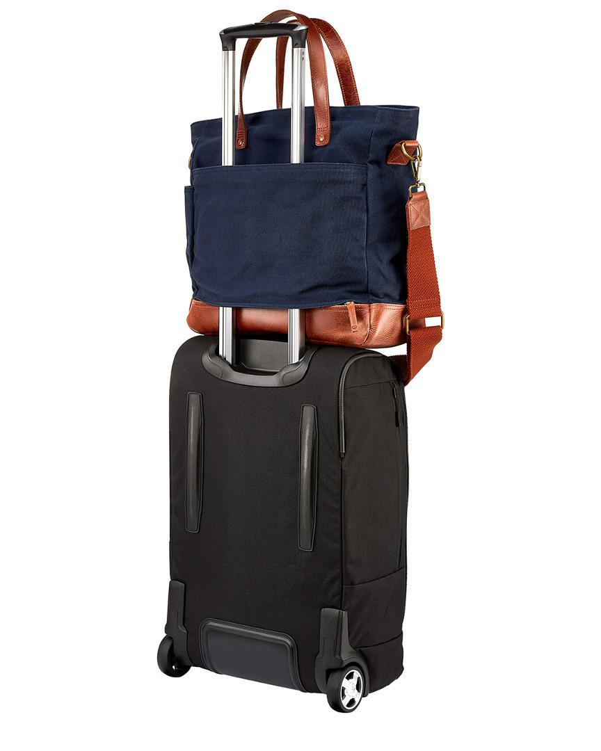 3d5e294ca17 Lyst - Timberland Nantasket Multi Purpose Bag in Blue for Men