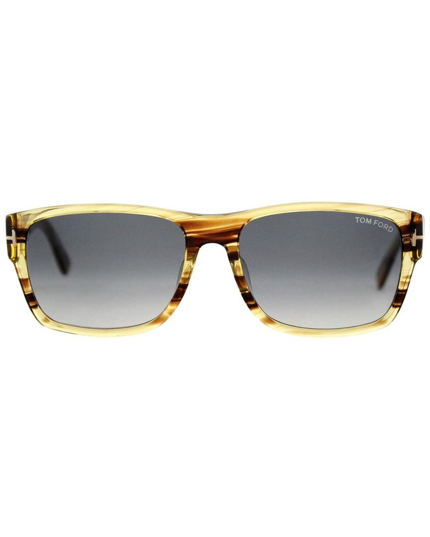 cd886ae0fe3 Tom Ford Unisex Mason Sunglasses - Lyst