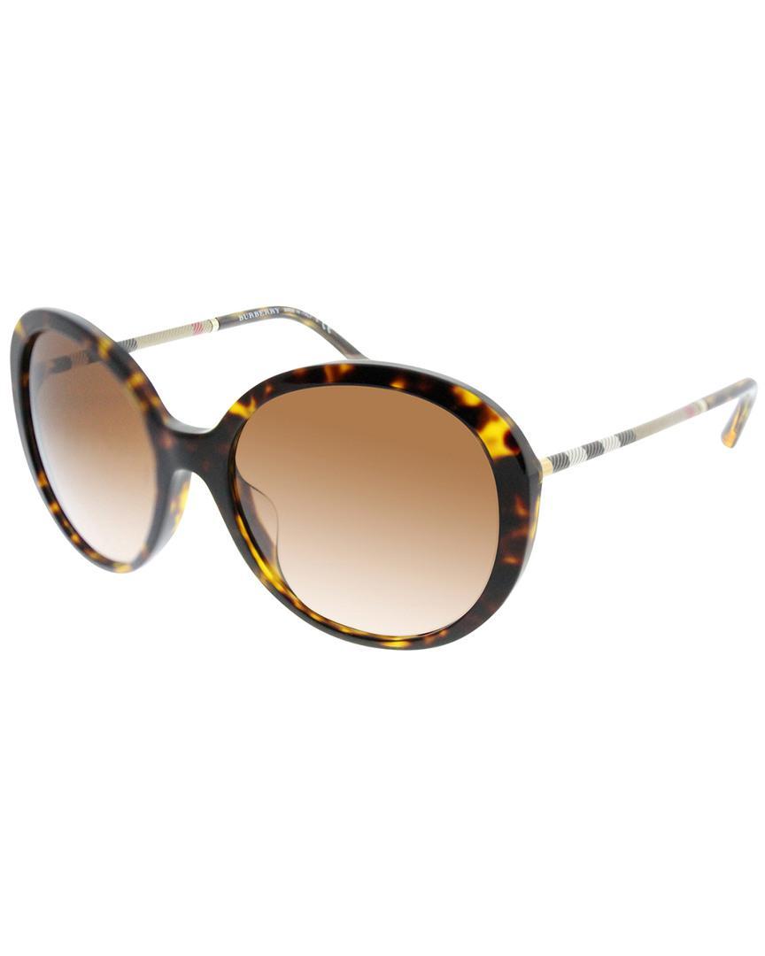 0d84b49ddd3f Burberry. Women s 4239qf 57mm Sunglasses