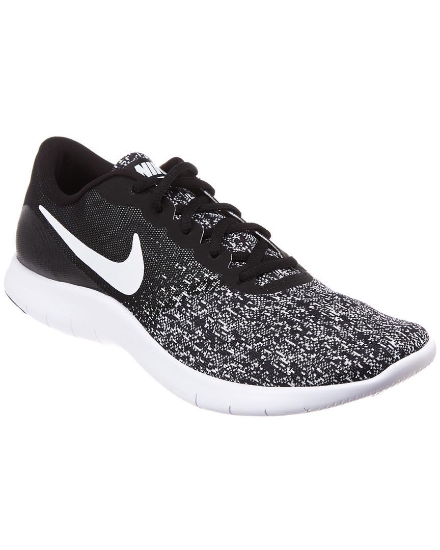 70f397c378fa Lyst - Nike Flex Contact Running Shoe in Black for Men