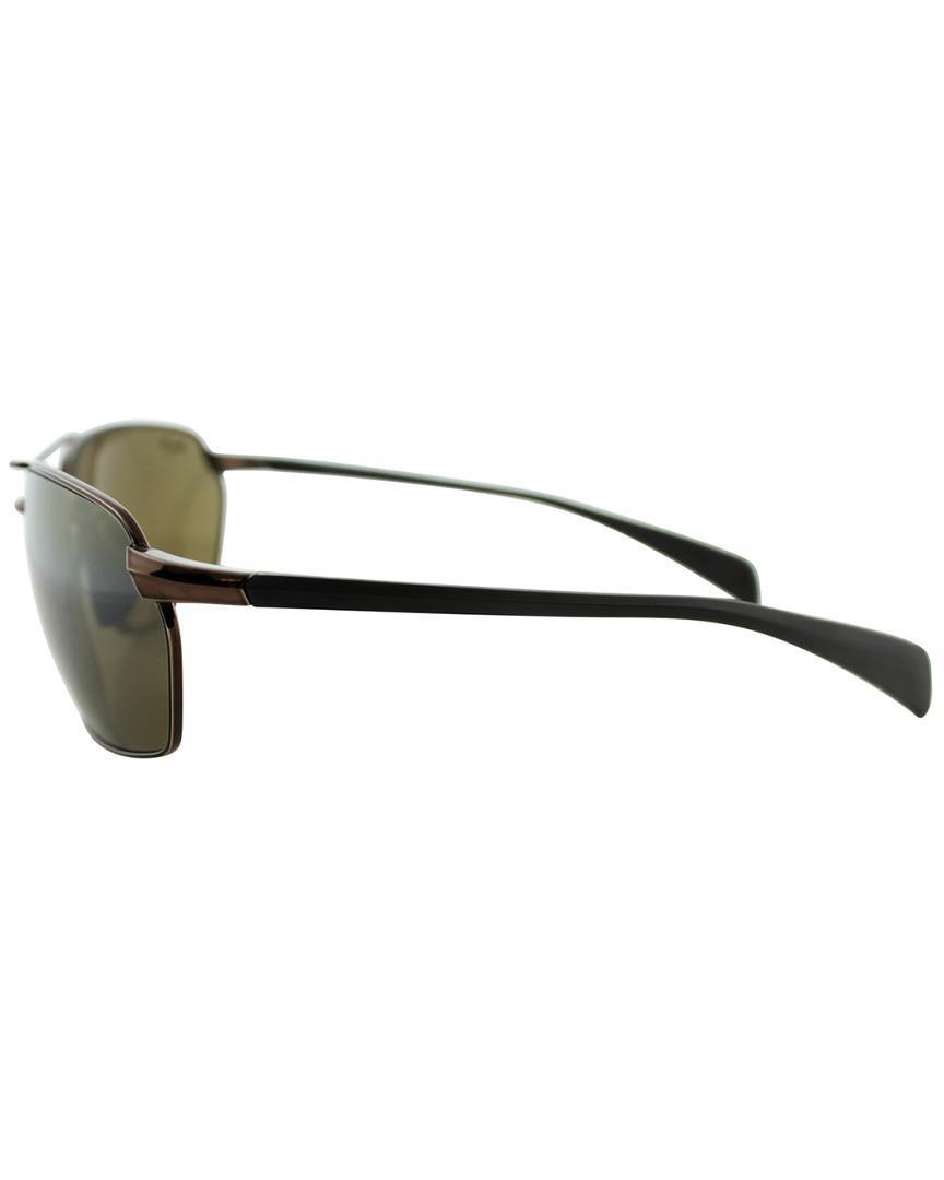 4b1fde53046b Lyst - Maui Jim Men's Maliko Gulch 65mm Polarized Sunglasses for Men