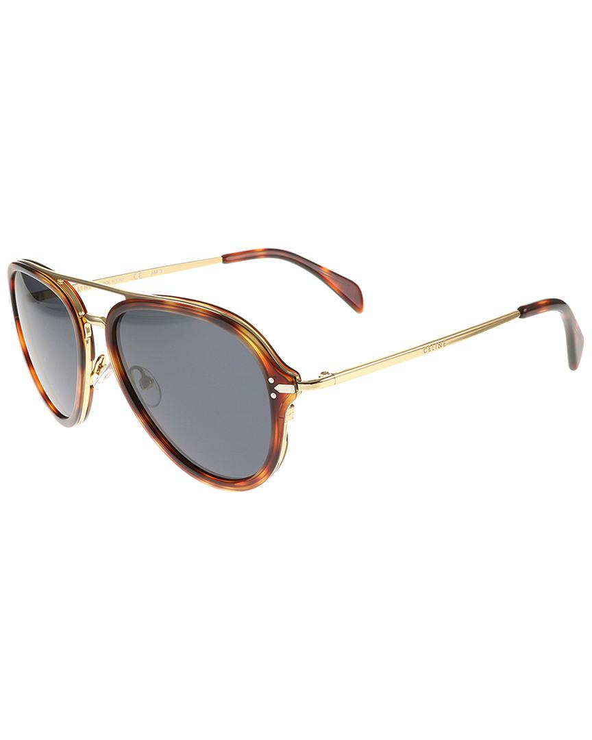 6ce3000104f Céline. Women s Cl 41374 s-3ua ir 54mm Sunglasses