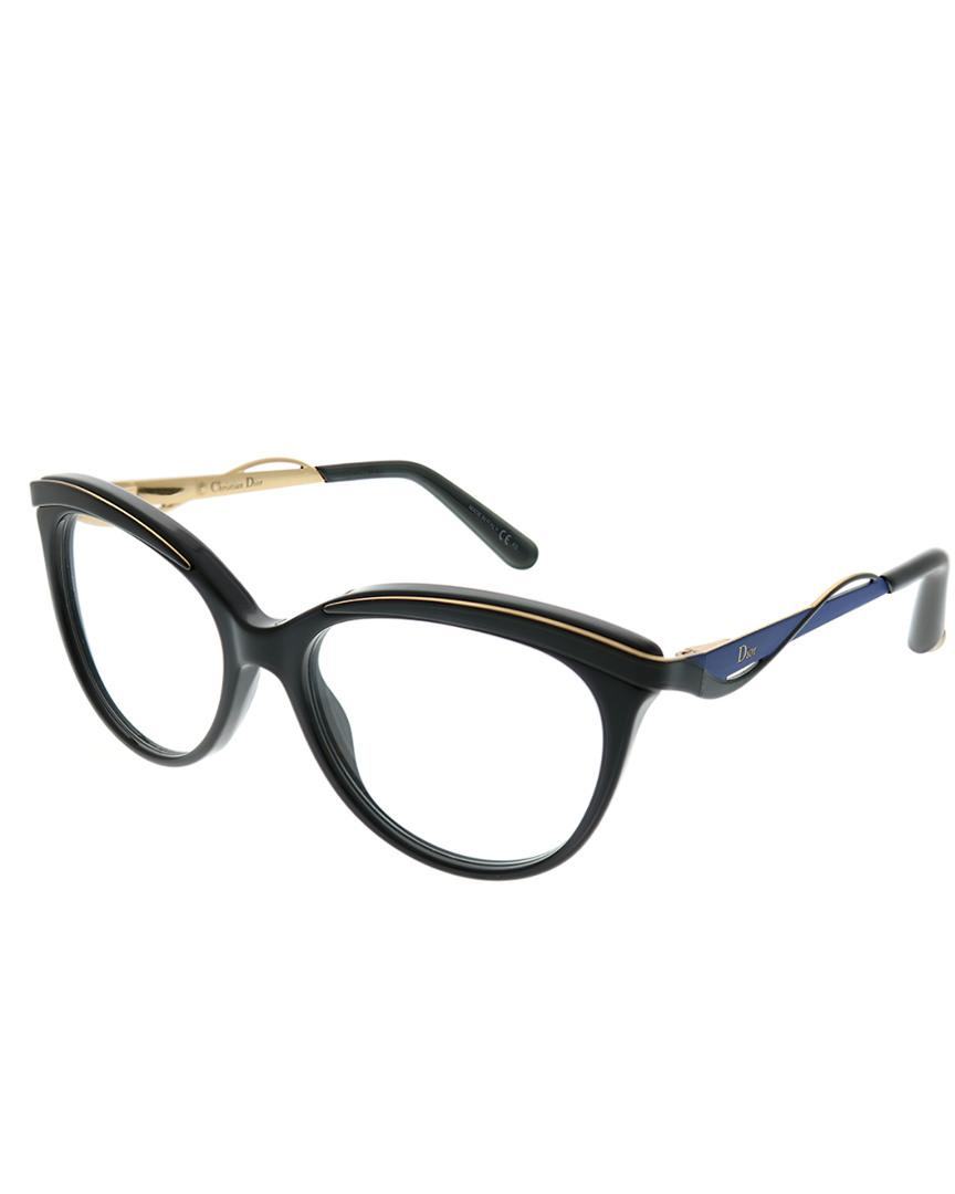 790aefb2523f Dior. Women s Cat-eye 51mm Optical Frames
