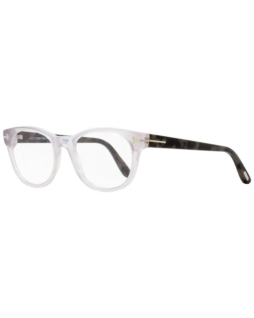 10ae8a5c911 Lyst - Tom Ford Unisex Tf5433 53mm Optical Frames for Men