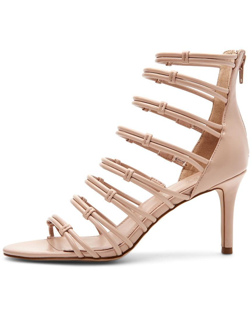 3335690961a Lyst - BCBGeneration Maria Caged Dress Sandals - Save 37%