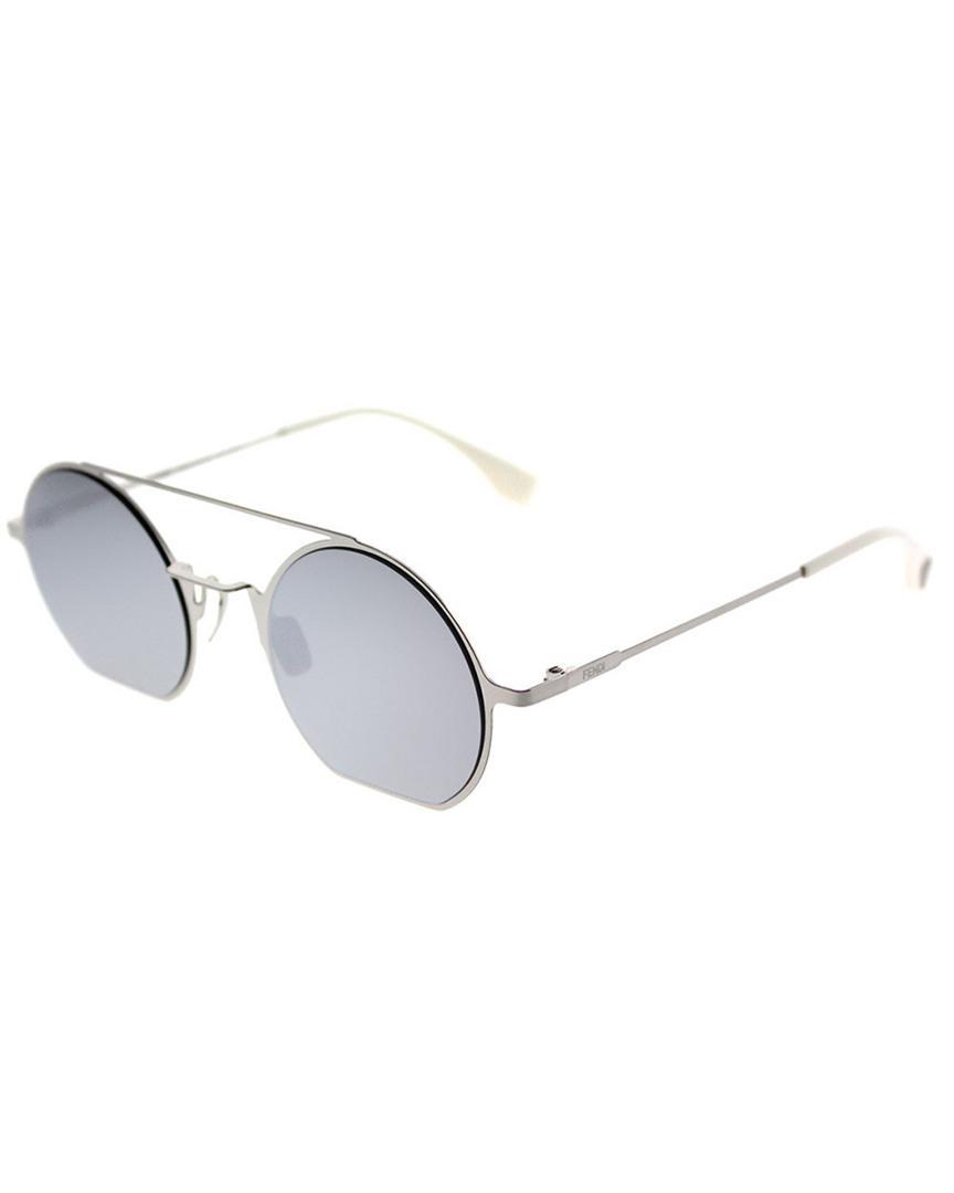 6ea86062333 Lyst - Fendi Unisex Ff0291010 48mm Sunglasses