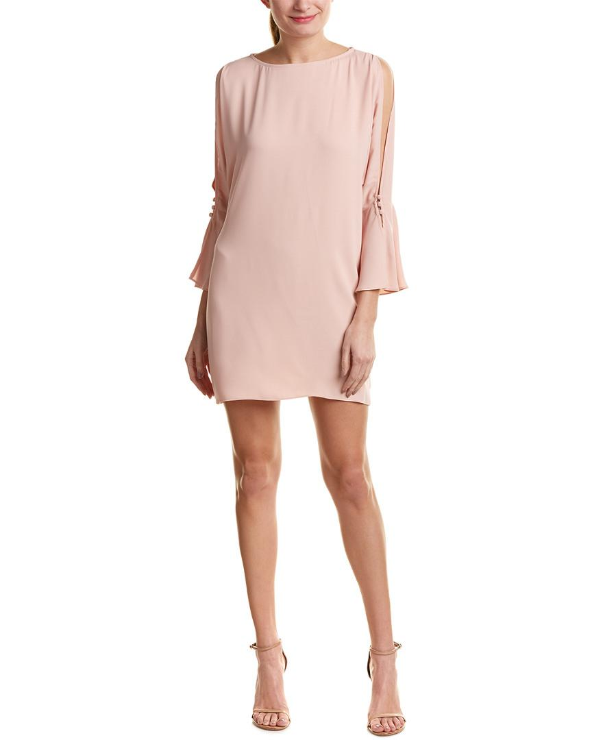 4d94cac4d7110 Lyst - Jay Godfrey Shift Dress in Pink - Save 59%