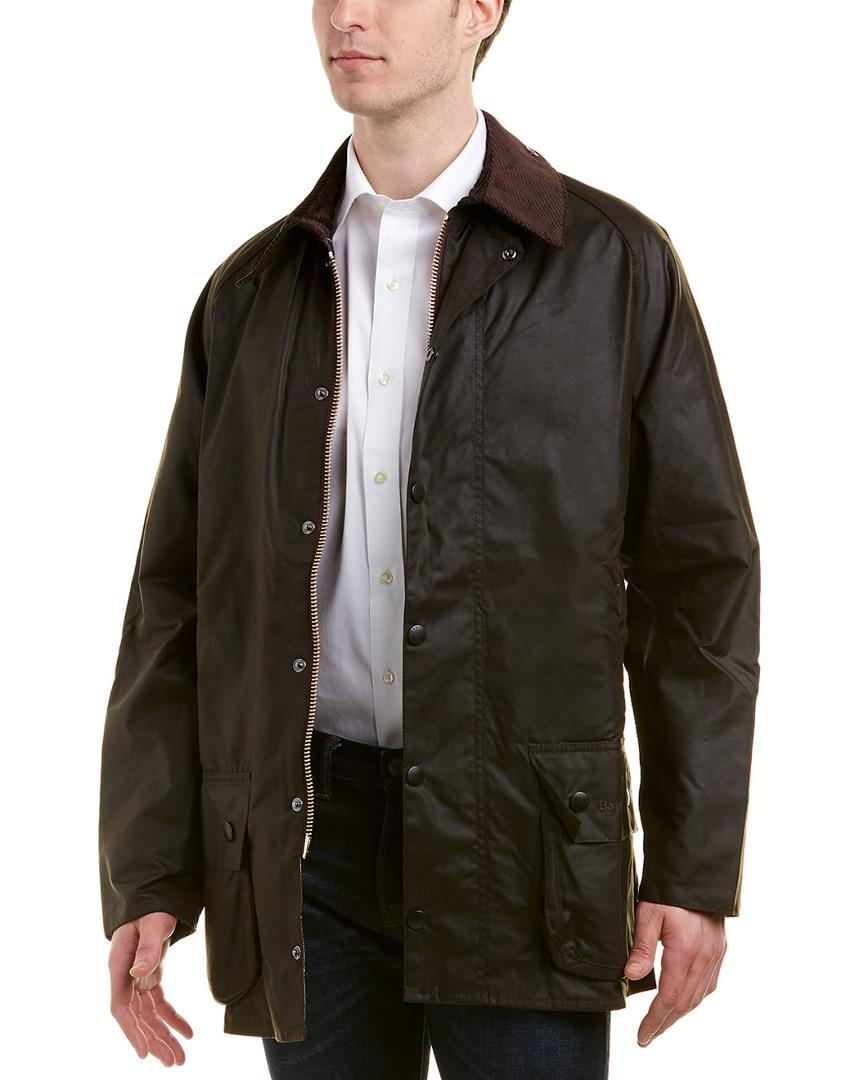 7bd8cab435a7 Lyst for Jacket Green Classic Men Wax Barbour Beaufort in qBwSpqPx