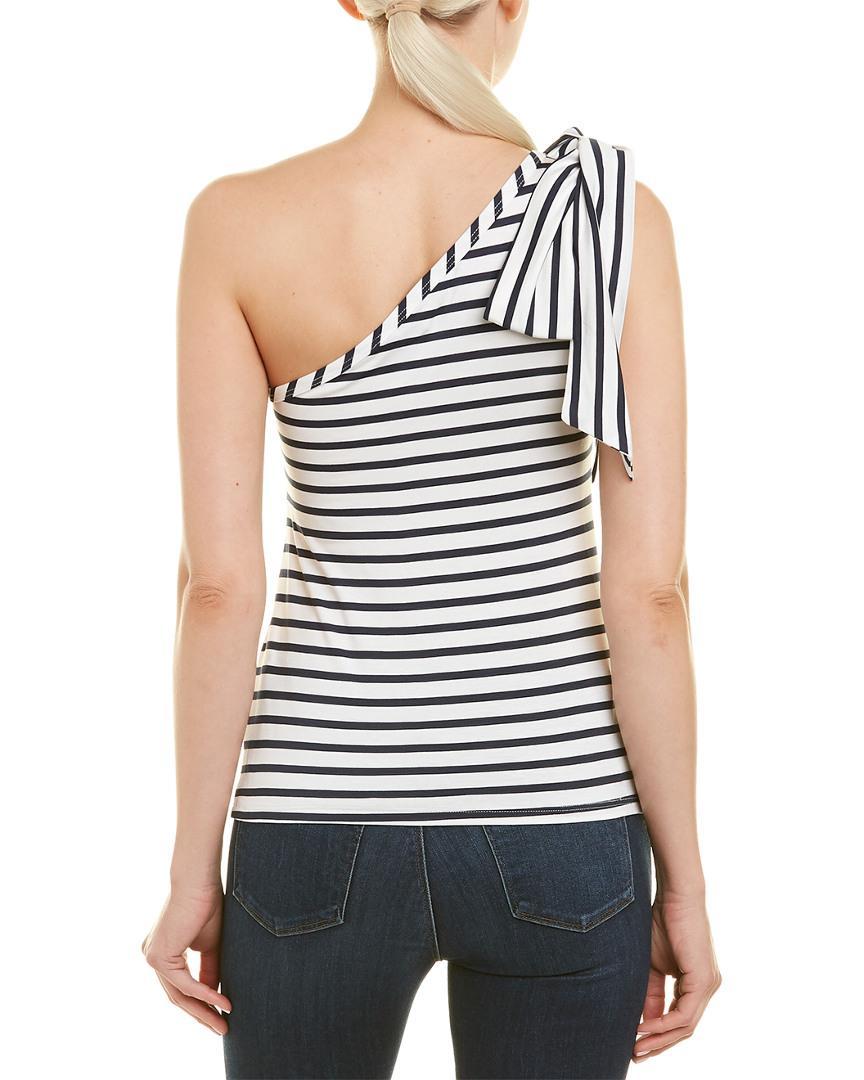 8041c8a0f800f4 Lyst - Trina Turk Alameda One-shoulder Top