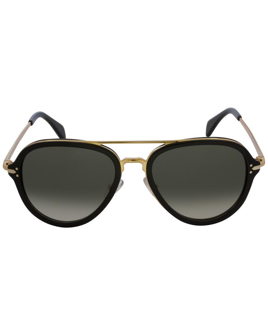 f7409406abe Gallery. Previously sold at  Rue La La · Men s Rectangular Sunglasses  Women s Celine ...