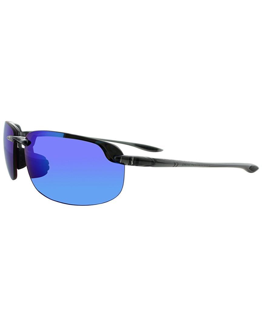 454e359d40 Lyst - Maui Jim Hookipa 64mm Polarized Sunglasses in Blue for Men ...