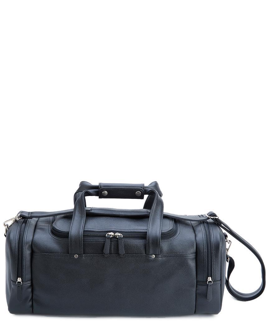 6ae0e0b8df8 Lyst - Royce New York Sports Travel Duffel Bag in Black for Men