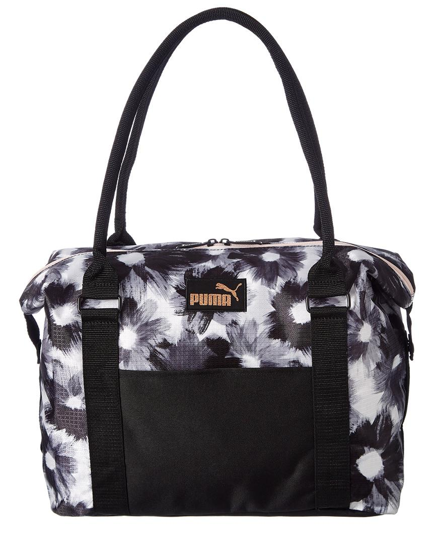 Lyst - Puma Evercat Jane Tote in Black 7ff06da8a06ec