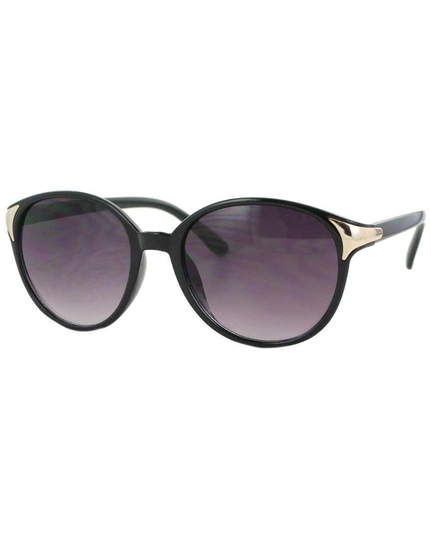 030d01b06e Lyst - Jones New York Adelaide 53mm Polarized Sunglasses in Black
