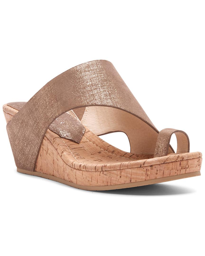 fb6bf87fe98a Donald J Pliner. Women s Gyer Wedge Sandal