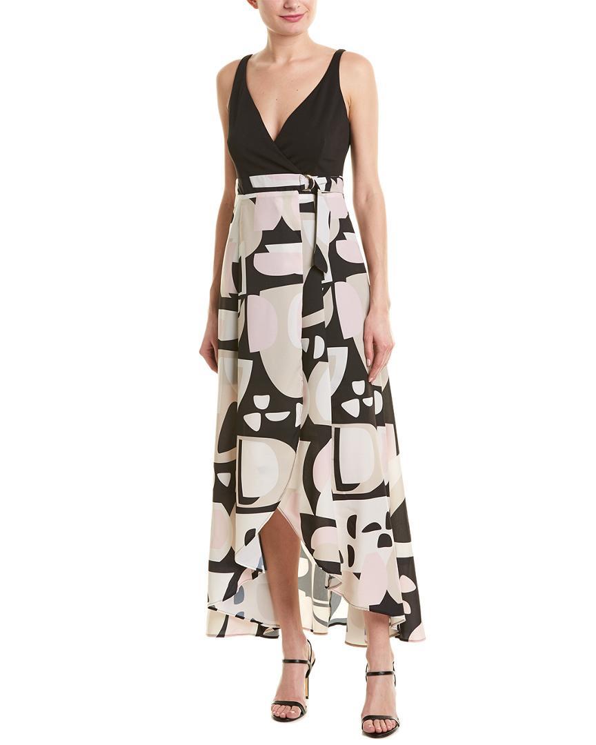 1f5d59849f03 Lyst - Hutch Wrap Dress in Black