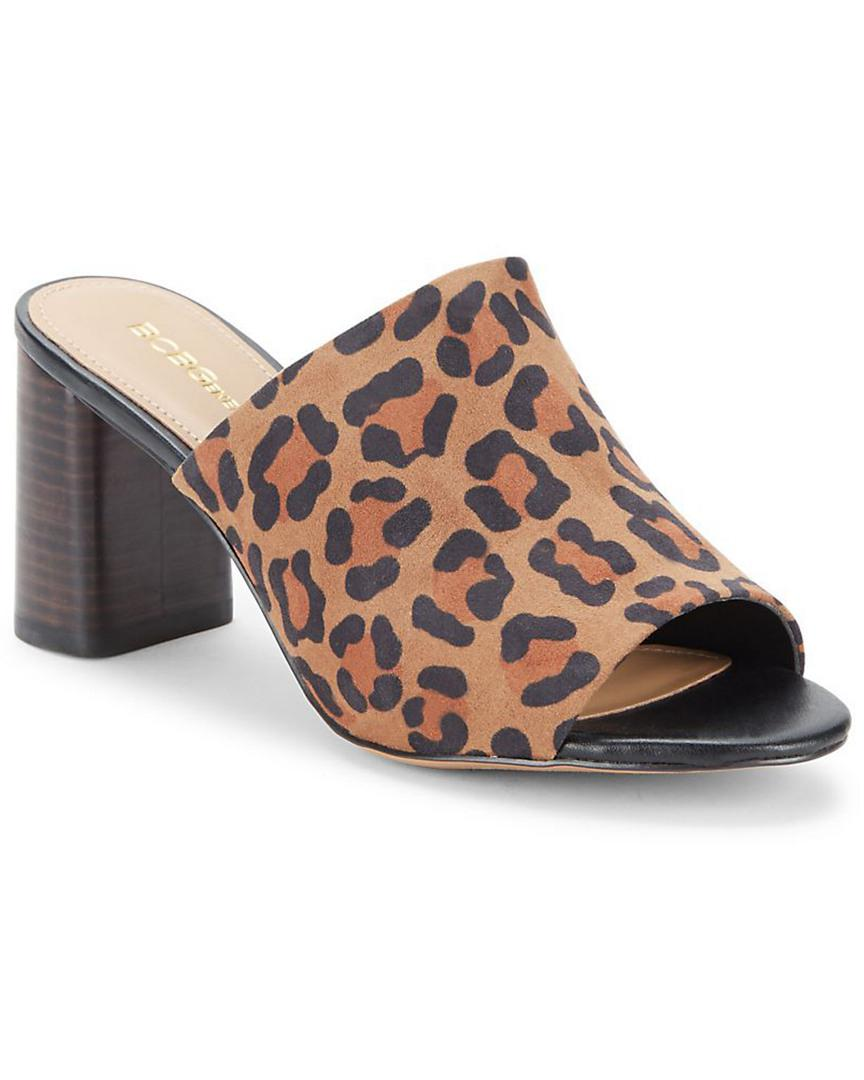7b9d53ca5 BCBGeneration Beverly Mule in Brown - Lyst