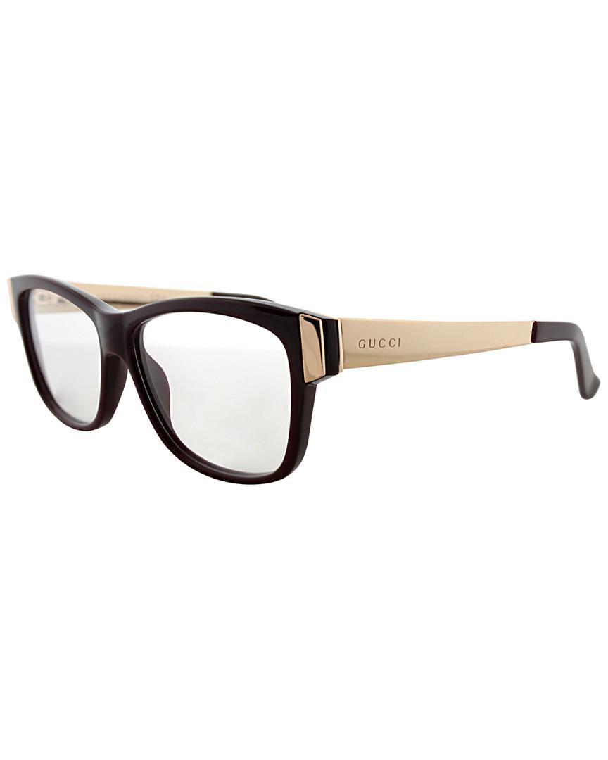 gucci womens gg_3719_e0b14 53mm optical frames - Womens Gucci Frames