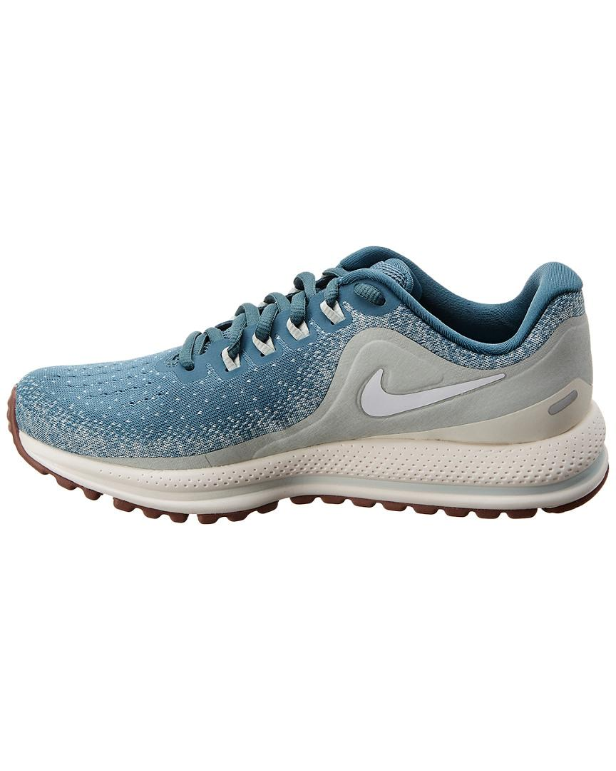 fc73dbe9de4a8 Lyst - Nike Air Zoom Vomero 13 Running Shoe in Blue - Save 1%