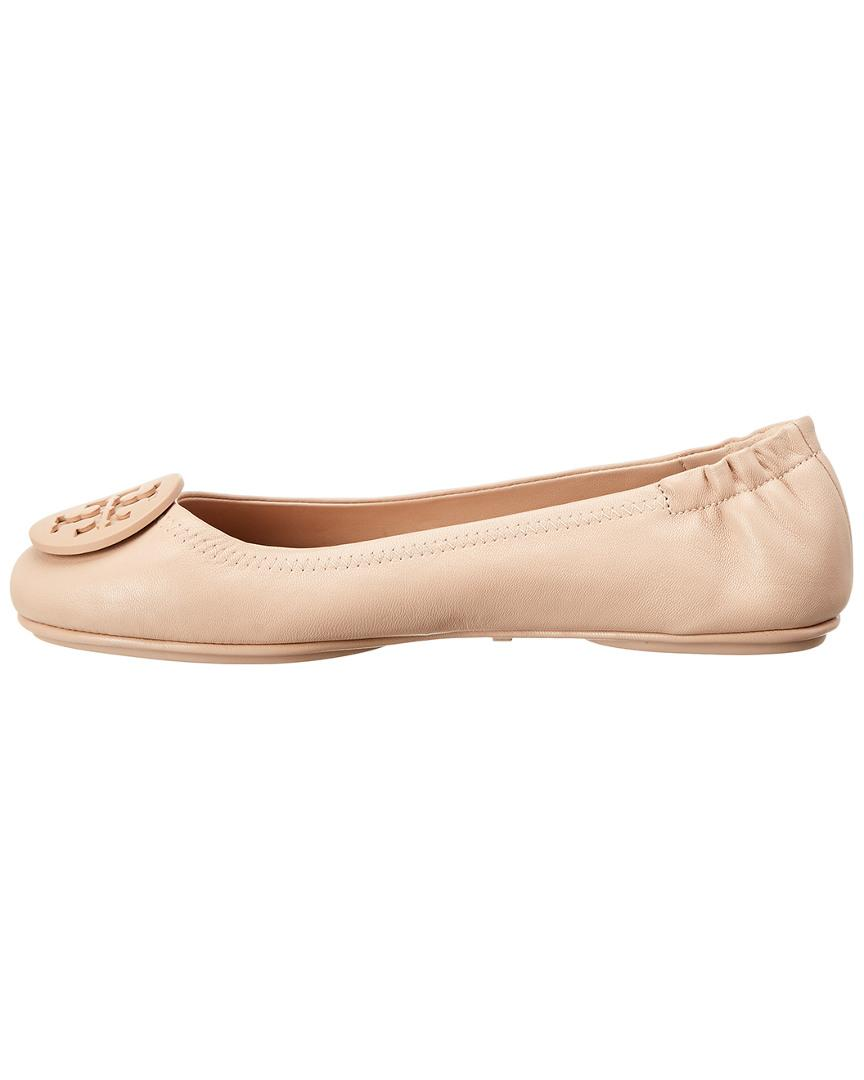 364d9931bed2 Tory Burch Ballet Flats Ballerina Shoes For Women in Natural - Save  3.3333333333333286% - Lyst