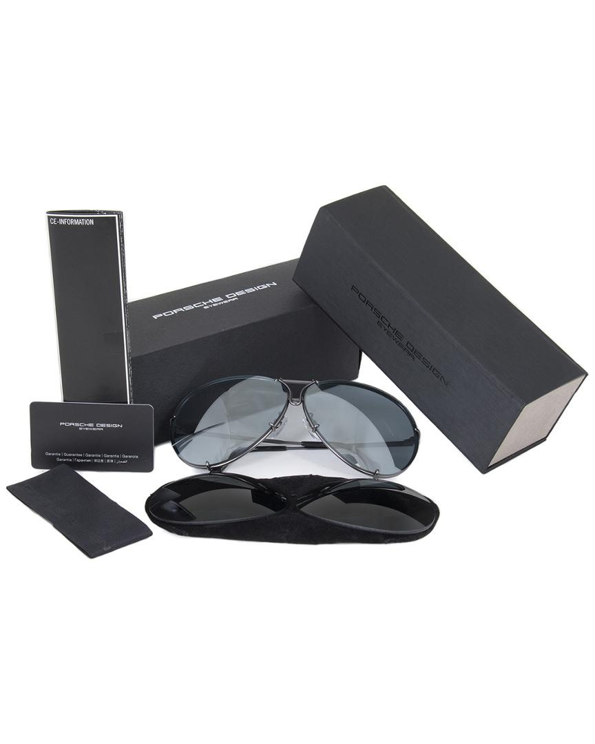 1f0caedab54 Lyst - Porsche Design Unisex P8978 C 69mm Sunglasses for Men