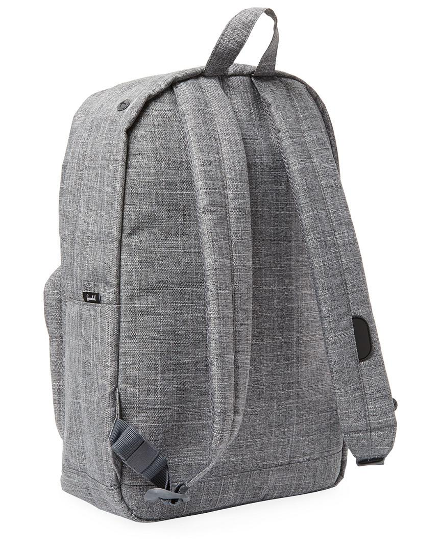 Herschel Supply Co. Supply Logo Backpack in Gray - Save 18.0% - Lyst bc34fddbd7
