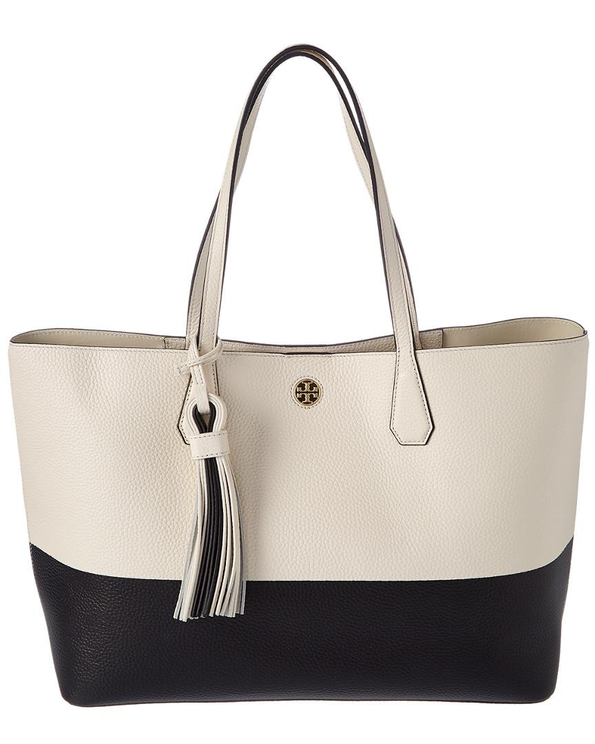 Lyst - Tory Burch Perry Tote Bag 2655fe1d4f