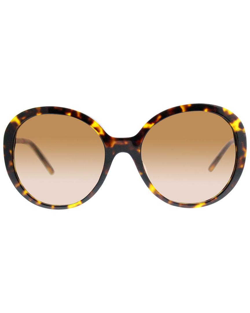 f2997de13d04 Lyst - Burberry 4239qf 57mm Sunglasses