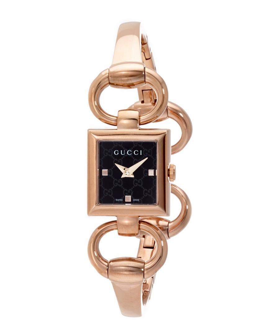 310f51b67 Lyst - Gucci Women's Tornabuoni Watch