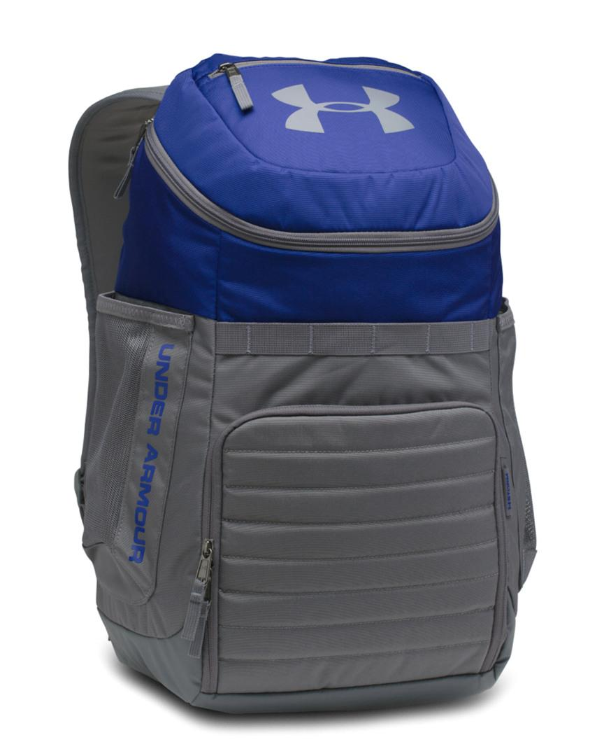 2ade503fa39f Under Armour - Multicolor Ua Undeniable 3.0 Backpack for Men - Lyst. View  fullscreen