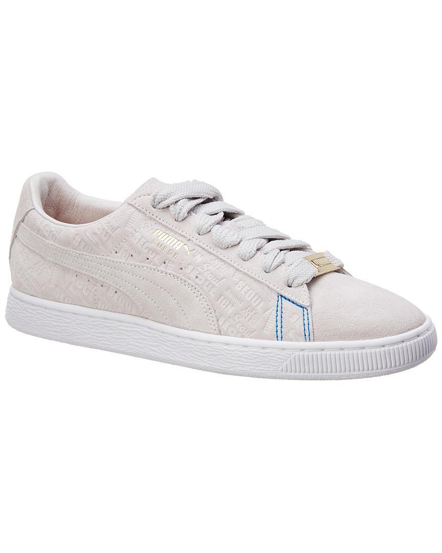 84c3f858a3b Lyst - PUMA Suede Classic Seoul Sneaker for Men