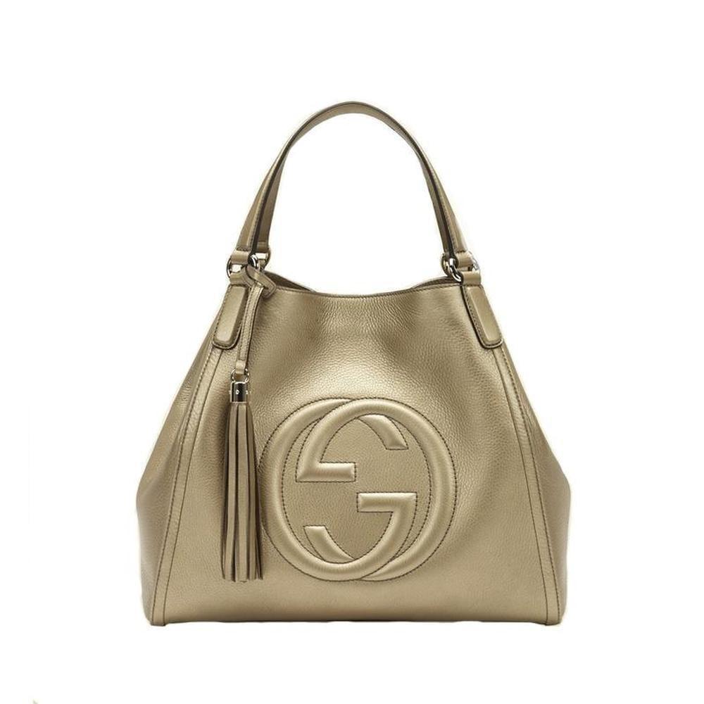 e27617e3273 Gucci - Multicolor Soho Leather Medium Chain-strap Tote
