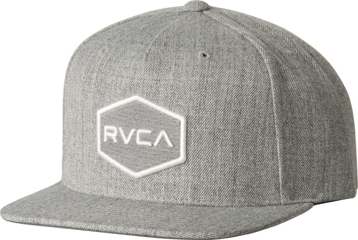 super popular e0f5a 26ab7 Lyst - RVCA Commonwealth Snapback Ii Hat in Gray for Men