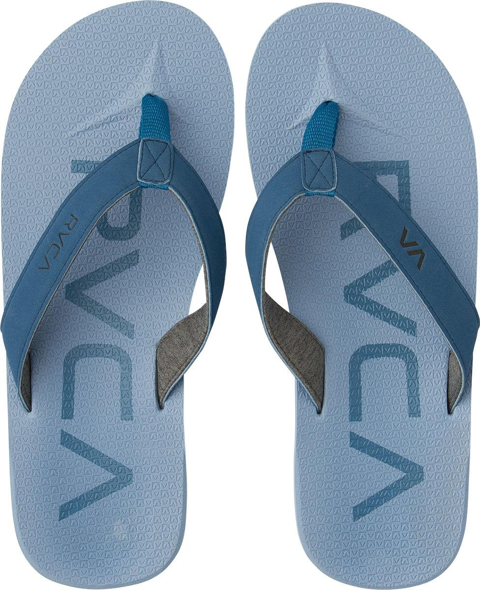8308ce9f690cd Lyst - Rvca Subtropic Sandals in Blue for Men