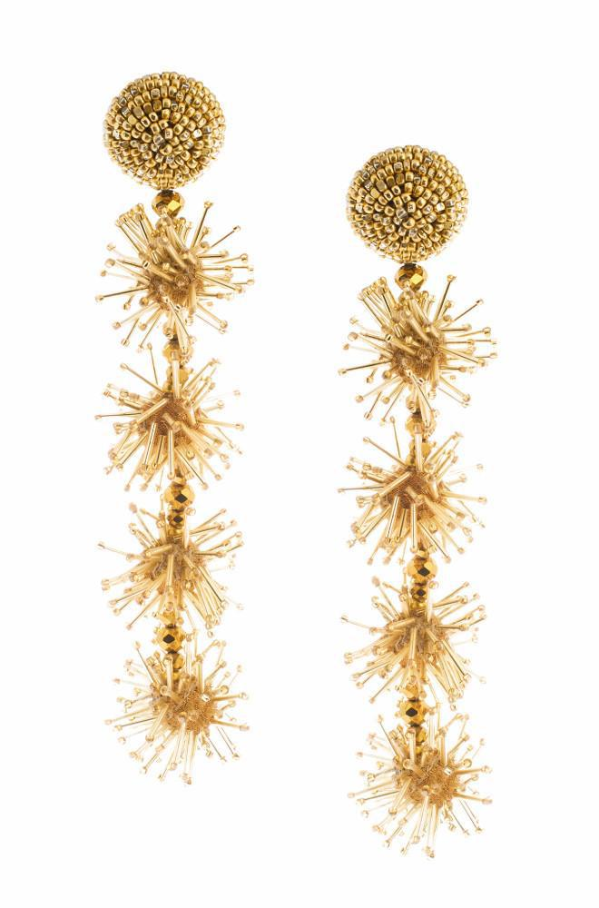 Sachin & Babi Sparklers Earrings Gold LeJldpcHi