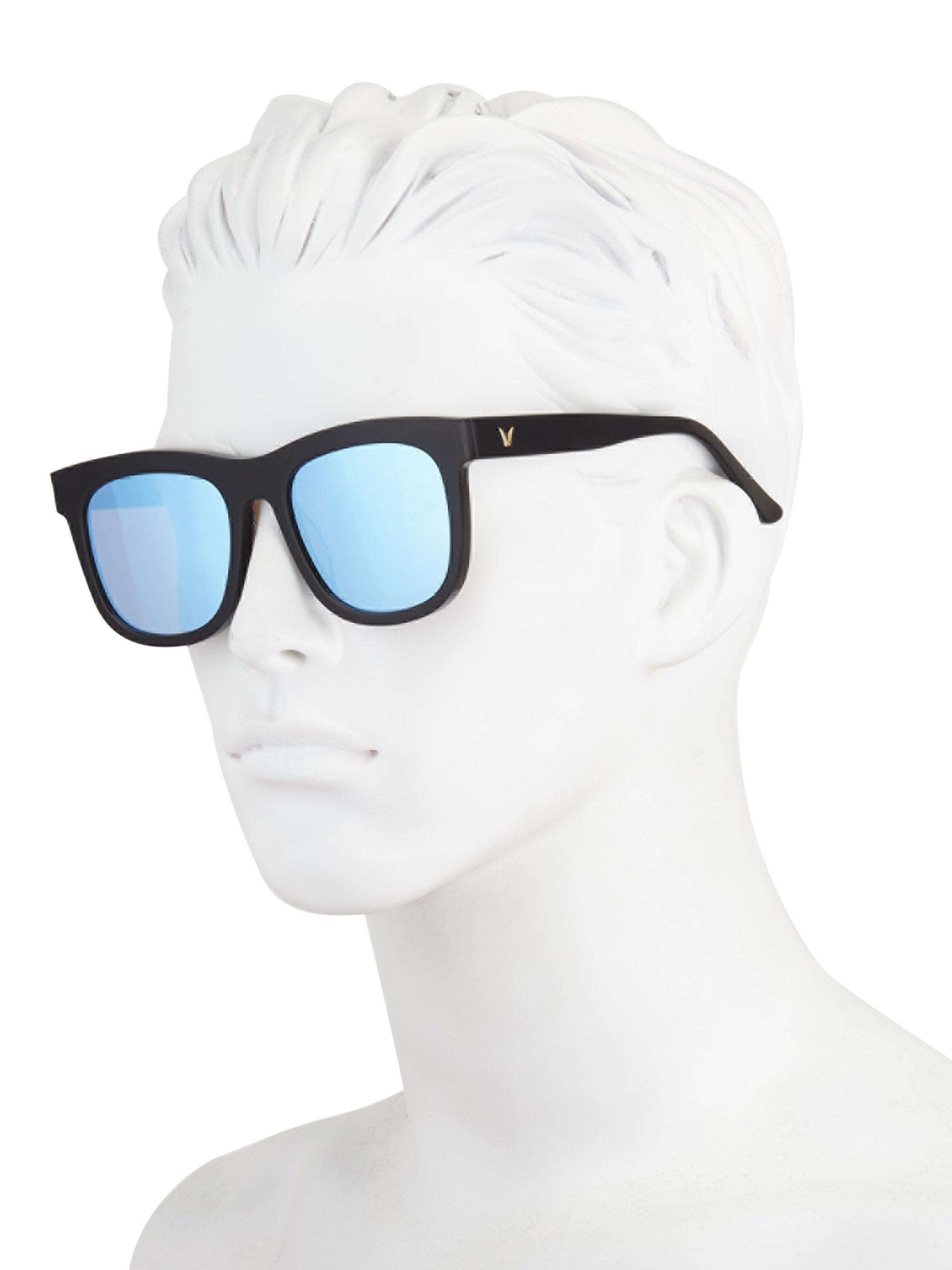 1cdcd16bbd7 Lyst - Gentle Monster Pulp Fiction 53 Mm Wayfarer Sunglasses in ...