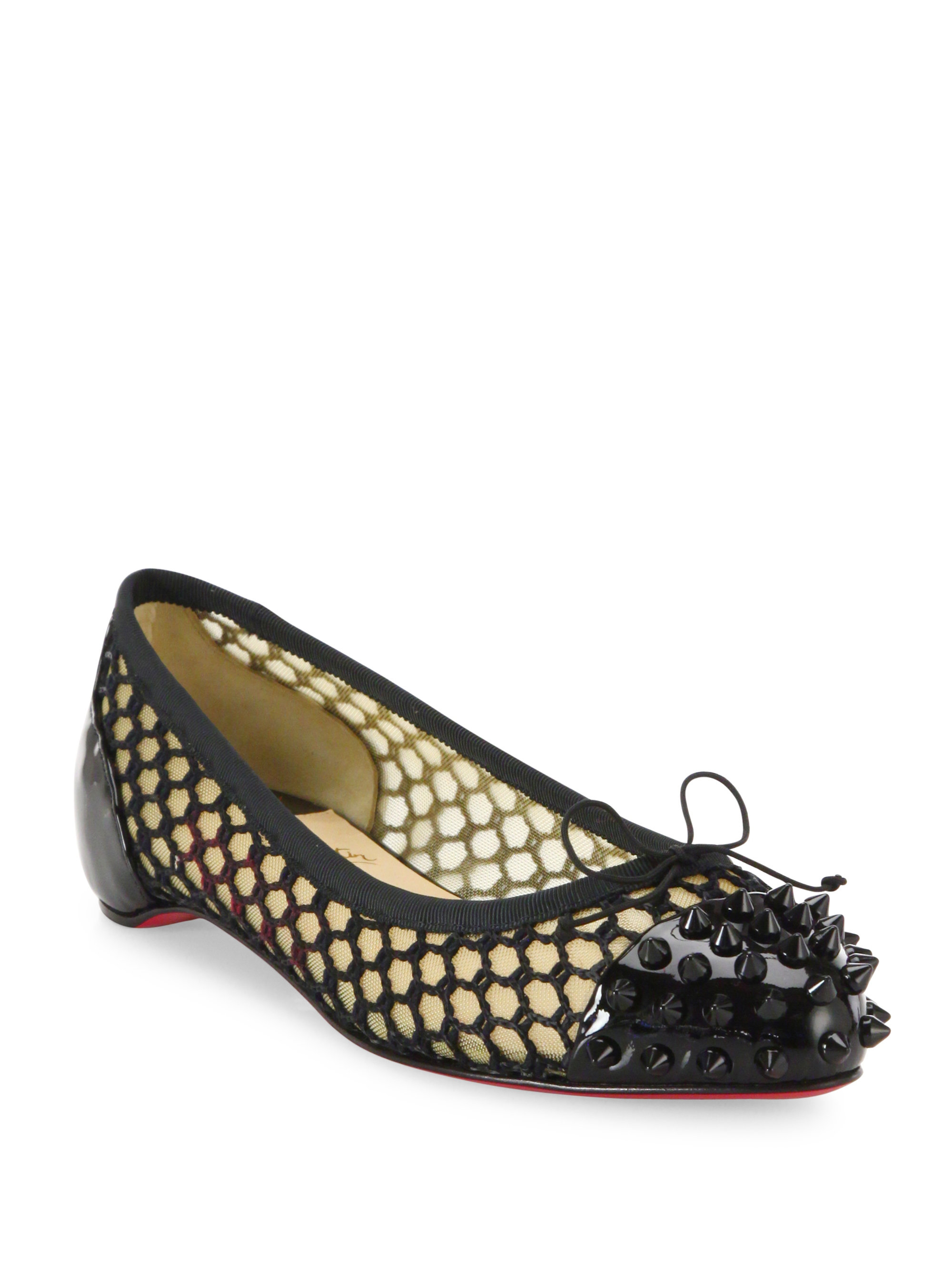 Gallery. Previously sold at  Saks Fifth Avenue · Women s Christian  Louboutin Spike Women s Leopard Print Shoes ... 10c6541f36
