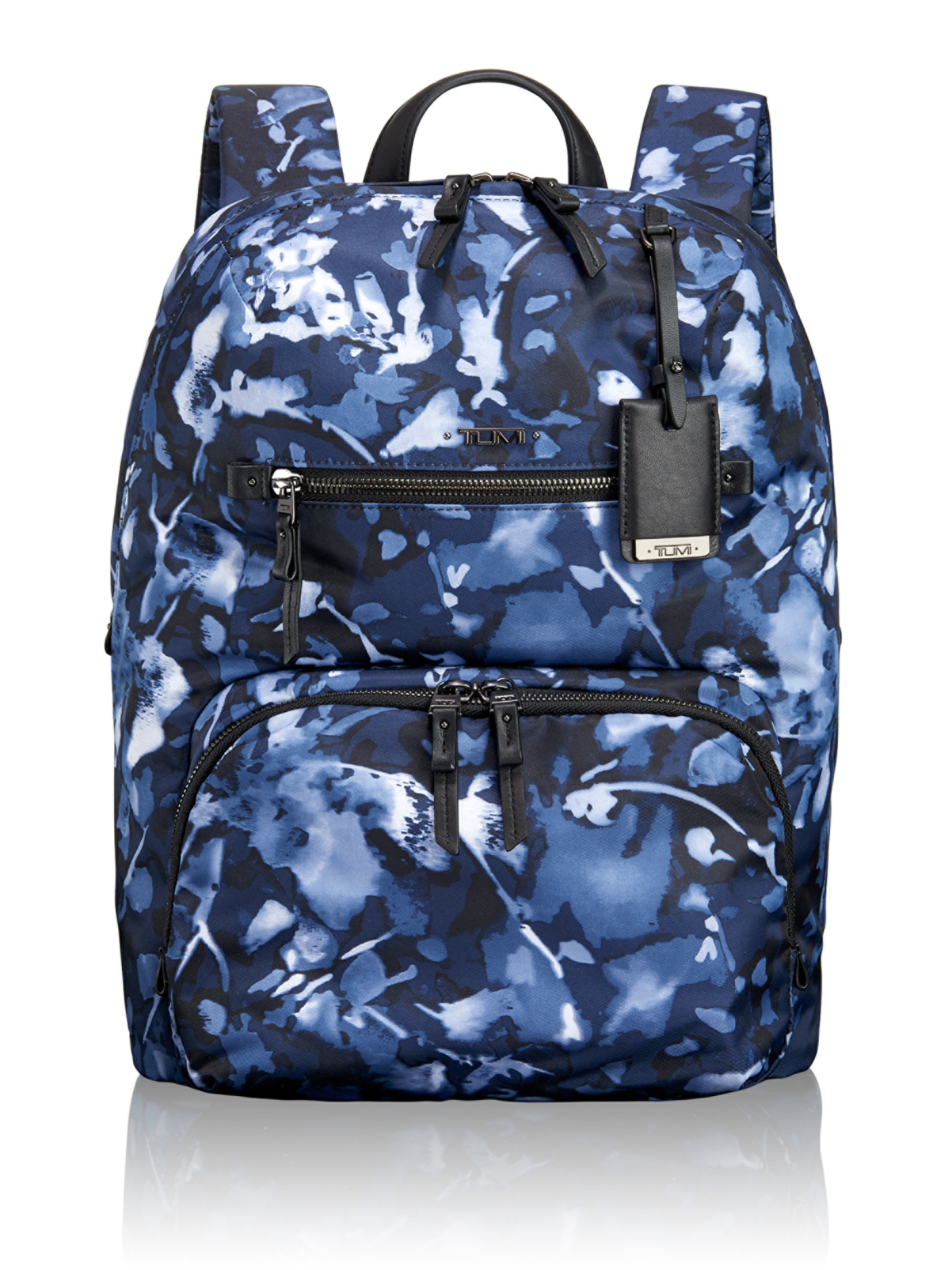 Tumi Nadia Convertible Backpack Sling In Blue Save 11