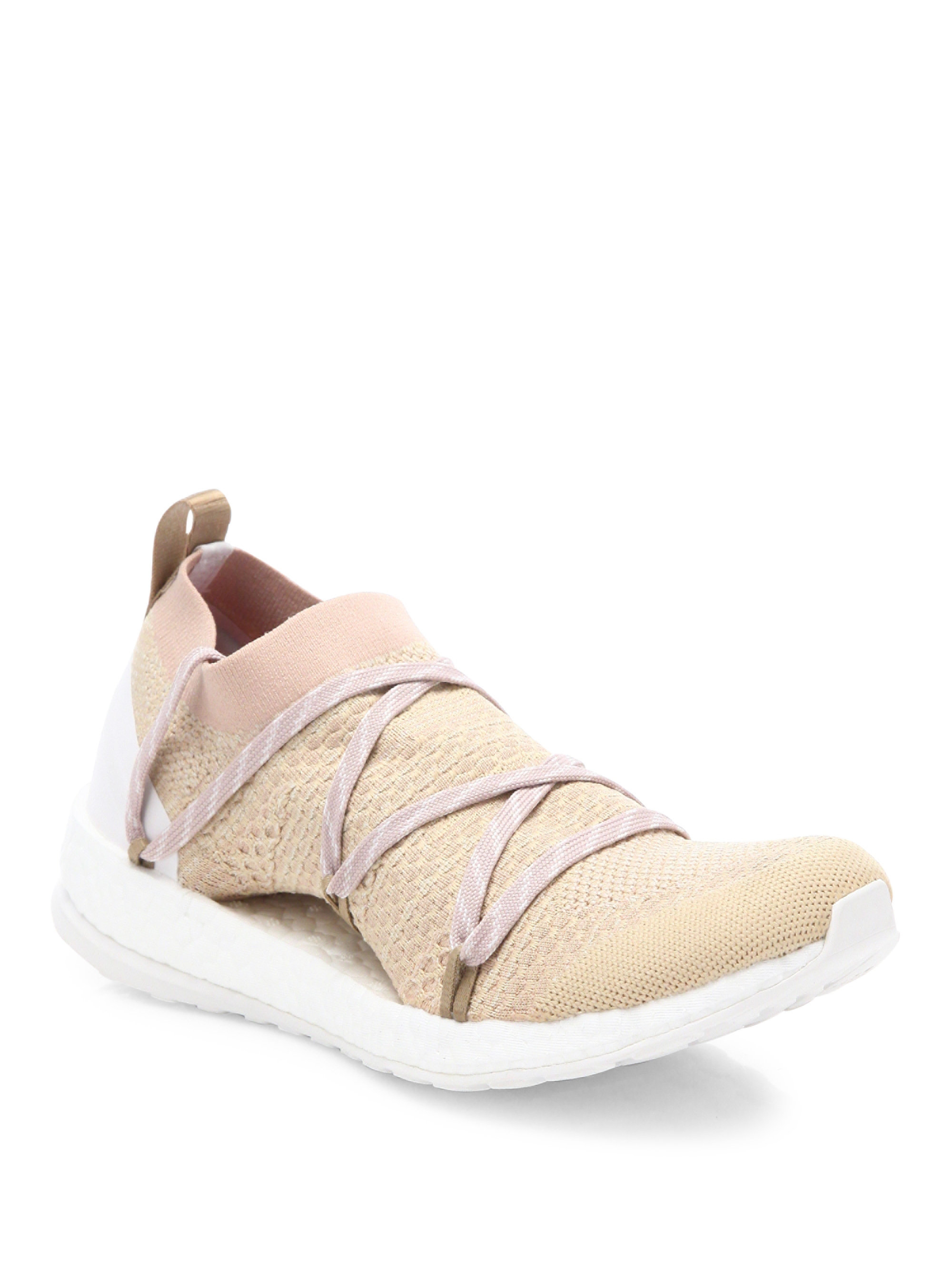 7df5b0b41 ... reduced lyst adidas by stella mccartney pure boost x running sneakers  835c1 b3a58