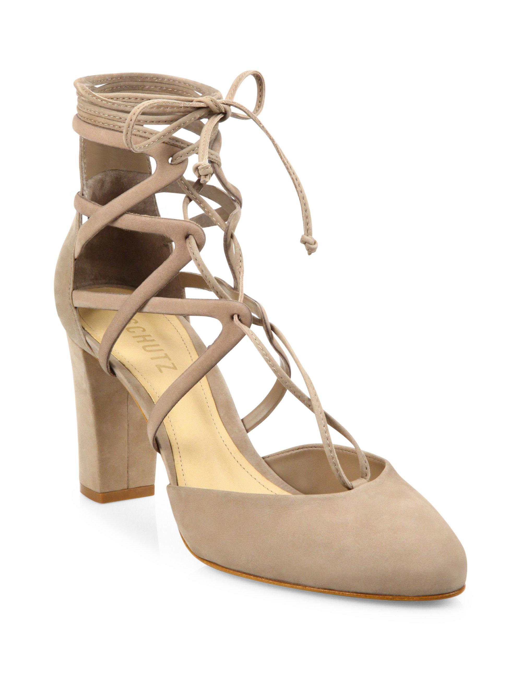 Schutz Chaussures À Lacets FczfBO