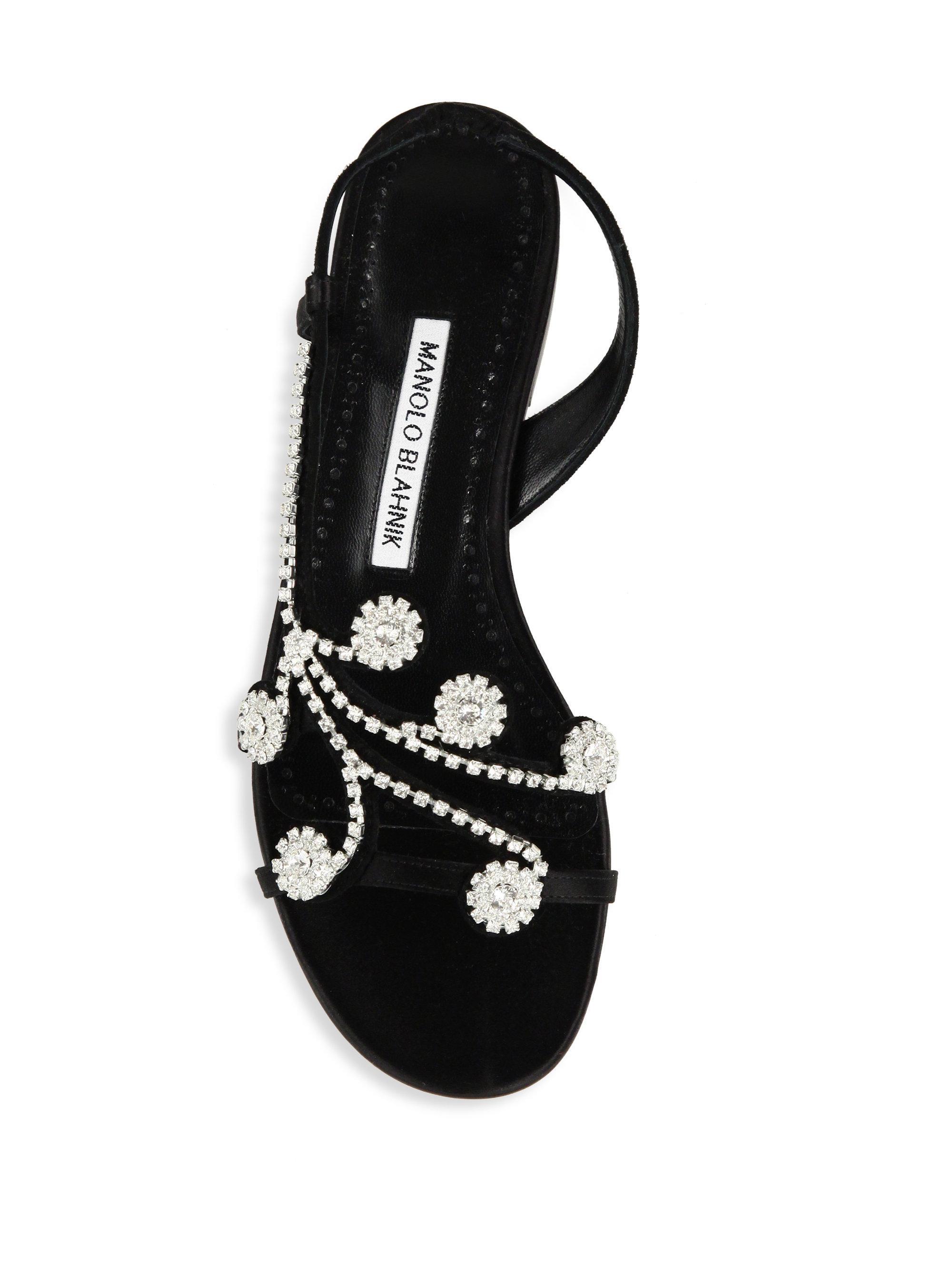 Manolo Blahnik Fernus flat sandals pgNVNx0Vjw